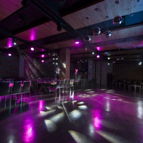 רחבת הריקודים של אולם האירועים האוס בראשון לציון